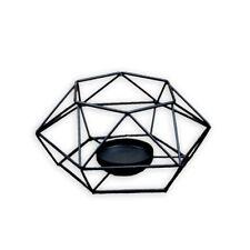 Quemador De Aceite De Metal Cera de Vela Regalo Aromaterapia Candelabro de té calentador de fusión