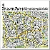 Saint Etienne - Words and Music  , 2012 cd + bonus disc brand new and sealed