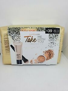 New bareMinerals Take Me With You Opal 01 - 3 PC Complexion Rescue Makeup Kit