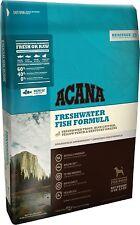 ACANA Heritage Freshwater Fish Formula Grain-Free Dry Dog Food 25 Pounds