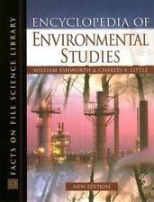 Encyclopedia of Environmental Studies (Facts on File Science Library) by Ashwor