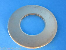 """Brass #32 Washer for Hobart Meat Grinder Worm Auger w/ 3/4"""" sq drive"""