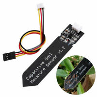 Analog Capacitive Soil Moisture Sensor Module Corrosion Resistant For Arduino