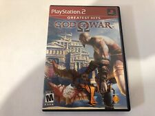 God Of War (Sony Playstation 2, 2005) PS2 Game Complete, Tested