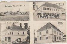 75274/47- Eggerding Gasthof Bramberg Innkreis Bezirk Schärding 1921