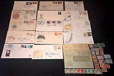 Netherlands Mixed Selected Covers and Stamps (NoL072)
