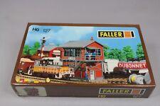 Z305 Faller 127 maquette train Ho 1:87 Poste aiguillage Saint Dizier diorama kit