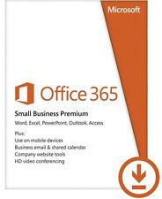 Microsoft Office 365 Small Business Premium (1) - Vollversion AAA-04580
