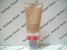Revlon Age Defying Spa Foundation #007 Medium Deep