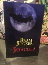 Dracula by Bram Stoker (2007, Hardcover) Wild side Press *Rare* Like New