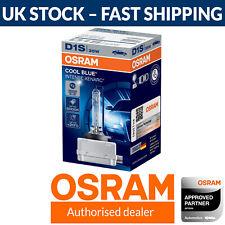 OSRAM Xenarc Cool Blue Intense 6000K Styling D1S Xenon HID Bulb (Single Bulb)