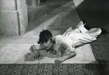 "MARIE-HELENE BREILLAT ""LA PITIE DANGEREUSE"" MOLINARO PHOTO DE PRESSE TV EM"