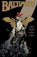 BALTIMORE GESAMTAUSGABE HC #1 deutsch MIKE MIGNOLA+B.STENBECK Hellboy CROSS CULT
