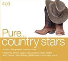 CD de musique country coffret Various
