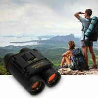 Binoculars 30x60 Zoom Compact Folding Telescope Hunting Day/Night Outdoor Travel