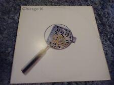 LP Chicago 16 Full Moon 1982 1-23689 EX