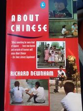 About Chinese by Tan Lin-Tung and Richard Newnham 1987 Paperback, Revised