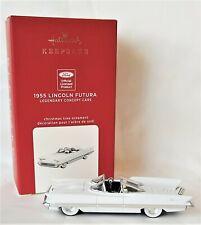 Hallmark 2020 Legendary Concept Cars 1955 Lincoln Futura Metal Ornament