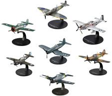 Lot de 7 Avions RAF et US Navy WW2 - 1/72 militaire diecast DeAgostini