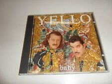 CD  Yello  – Baby