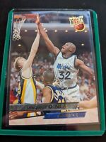 #135 Shaquille O'Neal -1993/94 Fleer Ultra Orlando Magic 2nd Year Rookie RC Mint