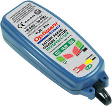 Tecmate Battery Charger Optimate Lithium 12.8 / 13.2v .8 Amp Maintainer TM471
