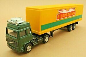 """Camion VOLVO semi-remorque """"BILSPEDITION"""" - Marque CORGI - Made in GT Britain"""