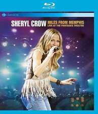 Sheryl Crow - Miles From Memphis - Live At The Pantages Theatre NUEVO BLU-RAY