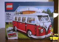 IN STOCK - LEGO 10220 CREATOR VOLKSWAGEN T1 CAMPER VAN (2011) - NISB (release 1)