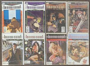 American Century #3,4,5,8,17,18,20,21 Vertigo DC Comics 2001 Lot