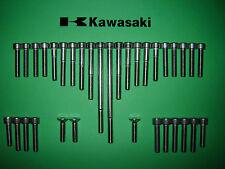 Kawasaki Z250 GPz305 Twin Engine SS Stainless Allen Screw Kit *UK FREEPOST*