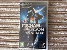 SONY PSP Michael Jackson: l'esperienza NUOVO di zecca e sigillato gioco!