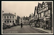 Leominster. Corn Square by Salmon # 20608.