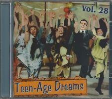 TEEN-AGE DREAMS - VOL. 28 - BRAND NEW - CD