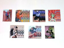 2007 Marvel Masterpieces SKYBOX SPIDER-MAN CHASE INSERT 20 CARD LOT! MARY JANE!