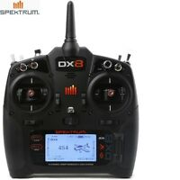 Spektrum SPMR8000 DX8 Gen 2 DSMX® 8-Channel Transmitter Mode 2