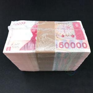 CROATIA 50,000 50000 Dinara X 1000 PCS 1993 P-26 Brick UNC Uncirculated