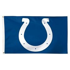 NFL: Indianapolis Colts  Premium Fabric Deluxe Flag 3' x 5' with Grommets