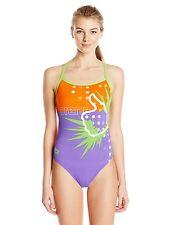 S1 Arena Women's W Like One Piece Swim Suit Challenge Back 26L