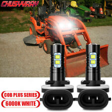 2x Led Bulbs For Kubota Bx1850d Bx1860 Bx1870 1 Bx2350d Headlights K7571 54340