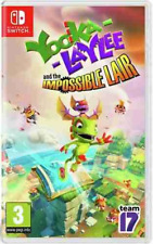Yooka-Laylee and The Impossible Lair (Nintendo Switch, 2019) Brand New
