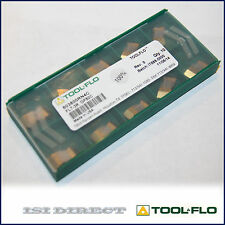 FLT 3R GP50C TOOL FLO *** 10 INSERTS *** FACTORY PACK ***