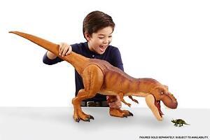 Jurassic World Super Colossal Tyrannosaurus Rex Dinosaur Dino Figure Kids Toy