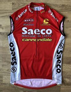 SAECO CANNONDALE ESTRO VEST CYCLING