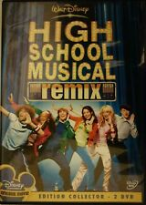 High School Musical : Remix - Edition collector 2 DVD