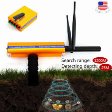 Metal/Gold Detector Handhold 3D Professional Long Range Diamond Finder 1200M USA
