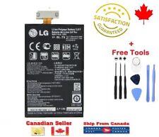 Geniune OEM LG Nexus 4 E960 Battery E975 E973 BL-T5 2100mAh Canada + Tools