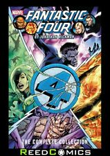 FANTASTIC FOUR BY JONATHAN HICKMAN COMPLETE COLLECTION VOLUME 2 GRAPHIC NOVEL