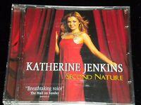 Katherine Jenkins - Second Nature - CD Album - 2004 - 15 Great Tracks