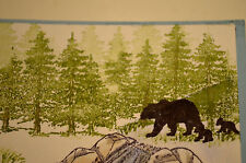 Bear & Cubs RETIRED  U get photo #2 L@@k@examples ART IMPRESSIONS RUBBER STAMPS